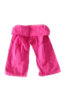 Fishermanspants roze