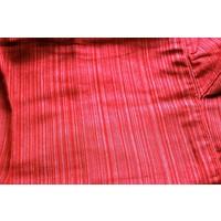 Fishermanspants Fishermanspants streep rood