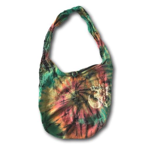 Monkbag tie-dye OHM