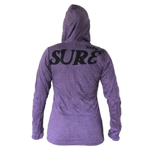 Fishermanspants SURE dames hoodie BIG BUDDHA
