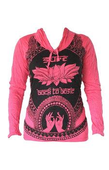 SURE dames hoodie LOTUS