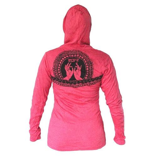 Fishermanspants SURE dames hoodie LOTUS