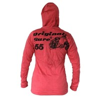 Fishermanspants SURE dames hoodie VESPA