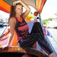 Fishermanspants SURE dames top