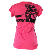 Fishermanspants SURE dames t-shirt