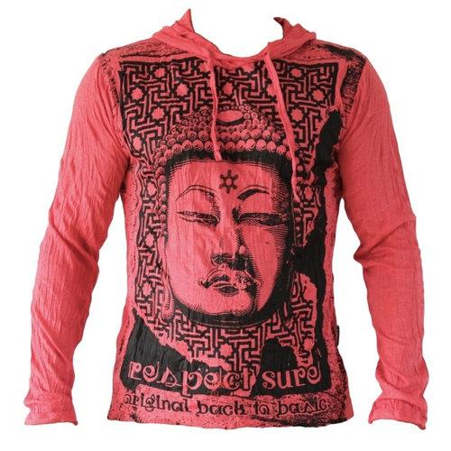 Fishermanspants SURE heren hoodie Boeddha