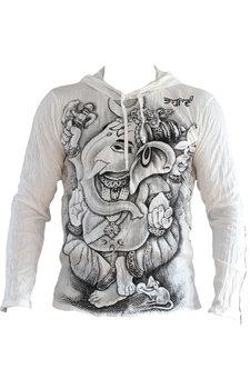 SURE heren hoodie Ganesha