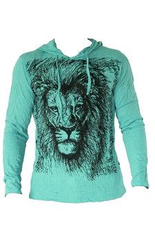 SURE heren hoodie Lion