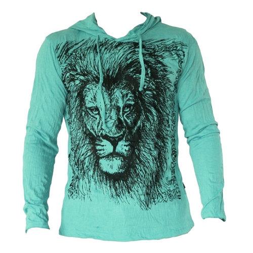 Fishermanspants SURE heren hoodie Lion