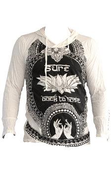 SURE heren hoodie Lotus