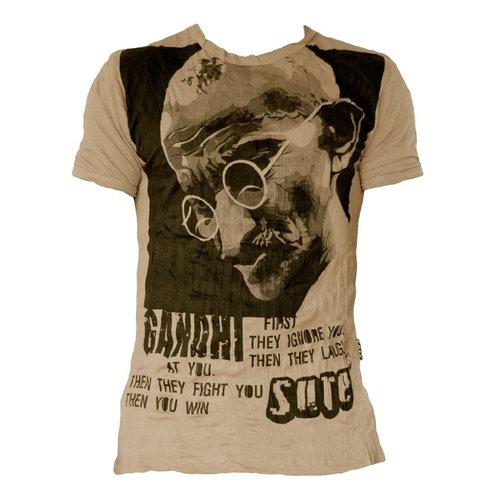 Fishermanspants SURE t-shirt Gandhi