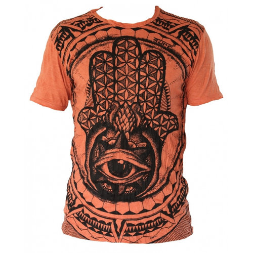 Fishermanspants SURE t-shirt Hamsa