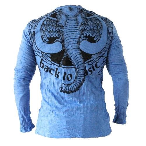 Fishermanspants SURE t-shirt lange mouw