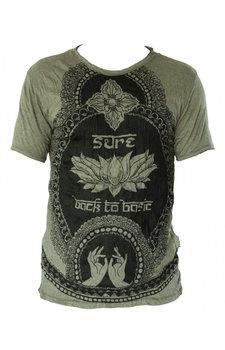 SURE t-shirt Lotus