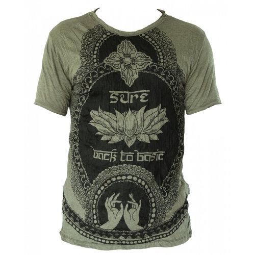 Fishermanspants SURE t-shirt Lotus