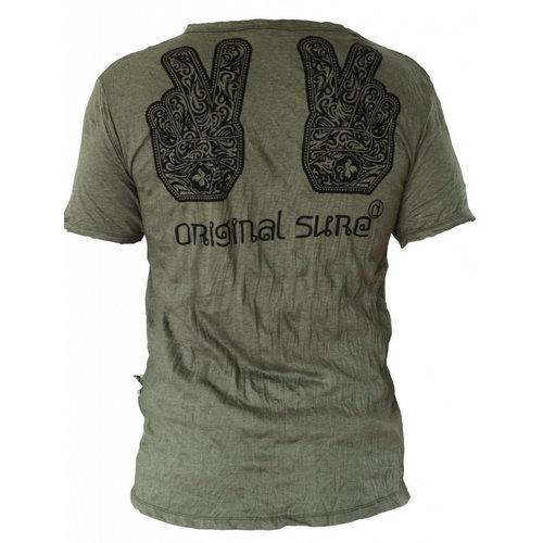 Fishermanspants SURE t-shirt Peace