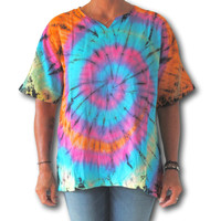 Tie-dye shirt 'Festival'
