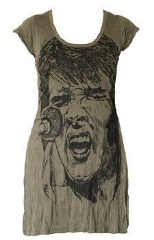 T-shirt jurkje Elvis