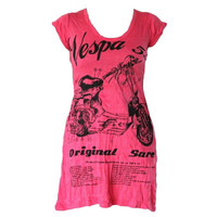 Fishermanspants T-shirt jurkje Vespa