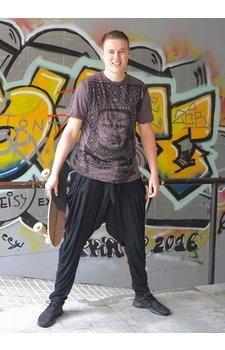 Fashion harembroek zwart