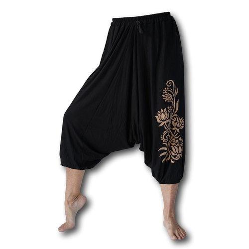 Fishermanspants Lotus yoga harembroek