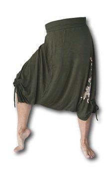 Lotus yoga harembroek groen