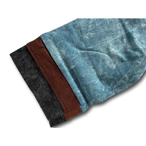 Fishermanspants Stonewash shirt (XS) petrol
