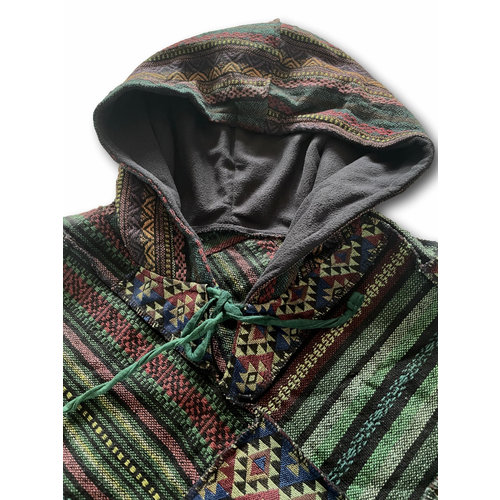 Fishermanspants Hippie patchwork pocho