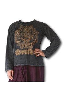 Stonewash shirt Ganesha