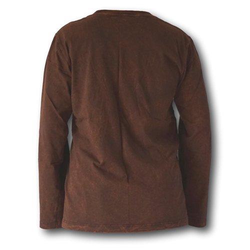 Fishermanspants Stonewash shirt Ohm