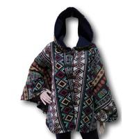 Native inca poncho