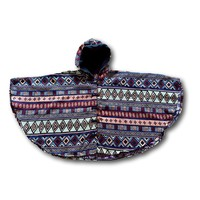 Fishermanspants Native inca poncho