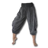 Zouave broek zwart