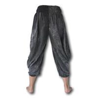 Fishermanspants Zouave broek zwart