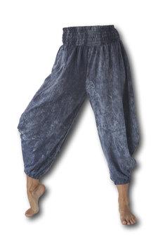Zouave broek donkerblauw