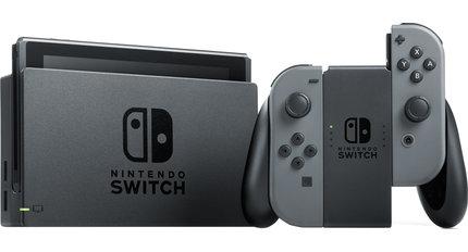 Nintendo Switch Konsolen