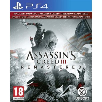 Ubisoft Assassin's Creed III Remastered