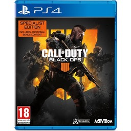 Activision Call of Duty: Black Ops 4 - Specialist Edition