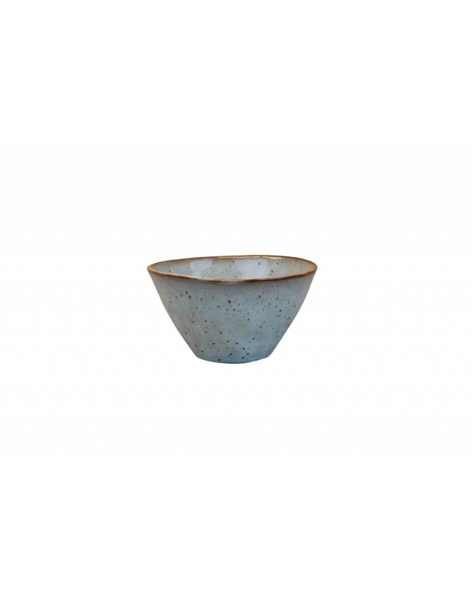 Kitchen Trend Kom stone zeegroen