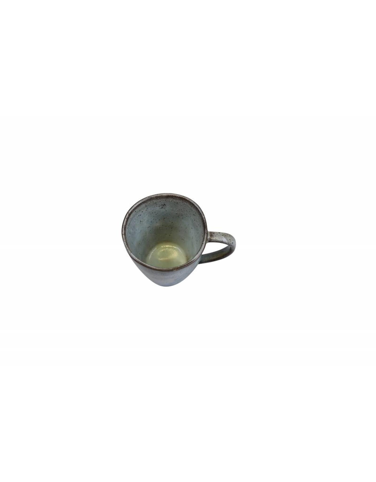 Kitchen Trend Beker oor Stone zeegroen