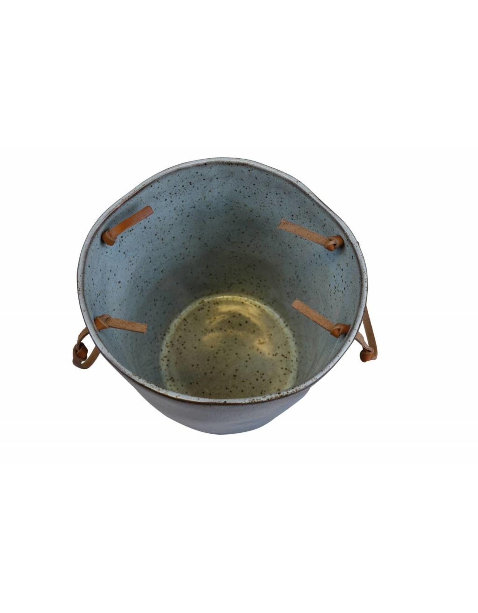 Kitchen Trend Wijnkoeler stone zeegroen