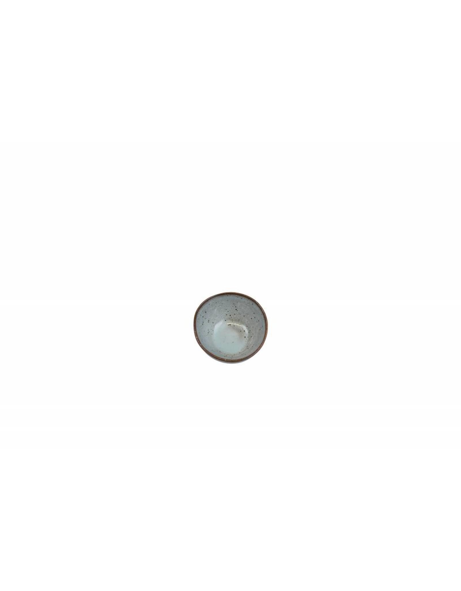 Kitchen Trend Kom mini Stone zeegroen