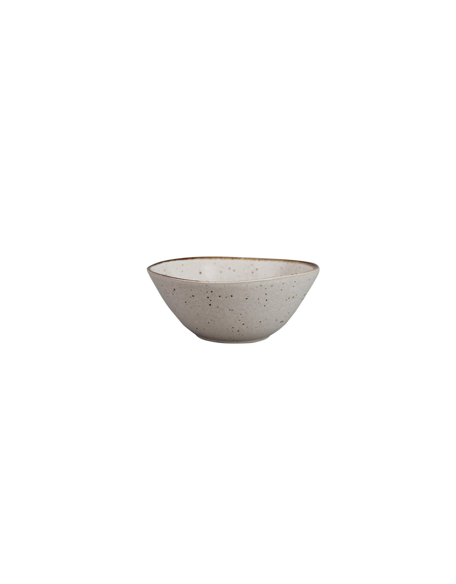 Kitchen Trend Kom klein Stone creme
