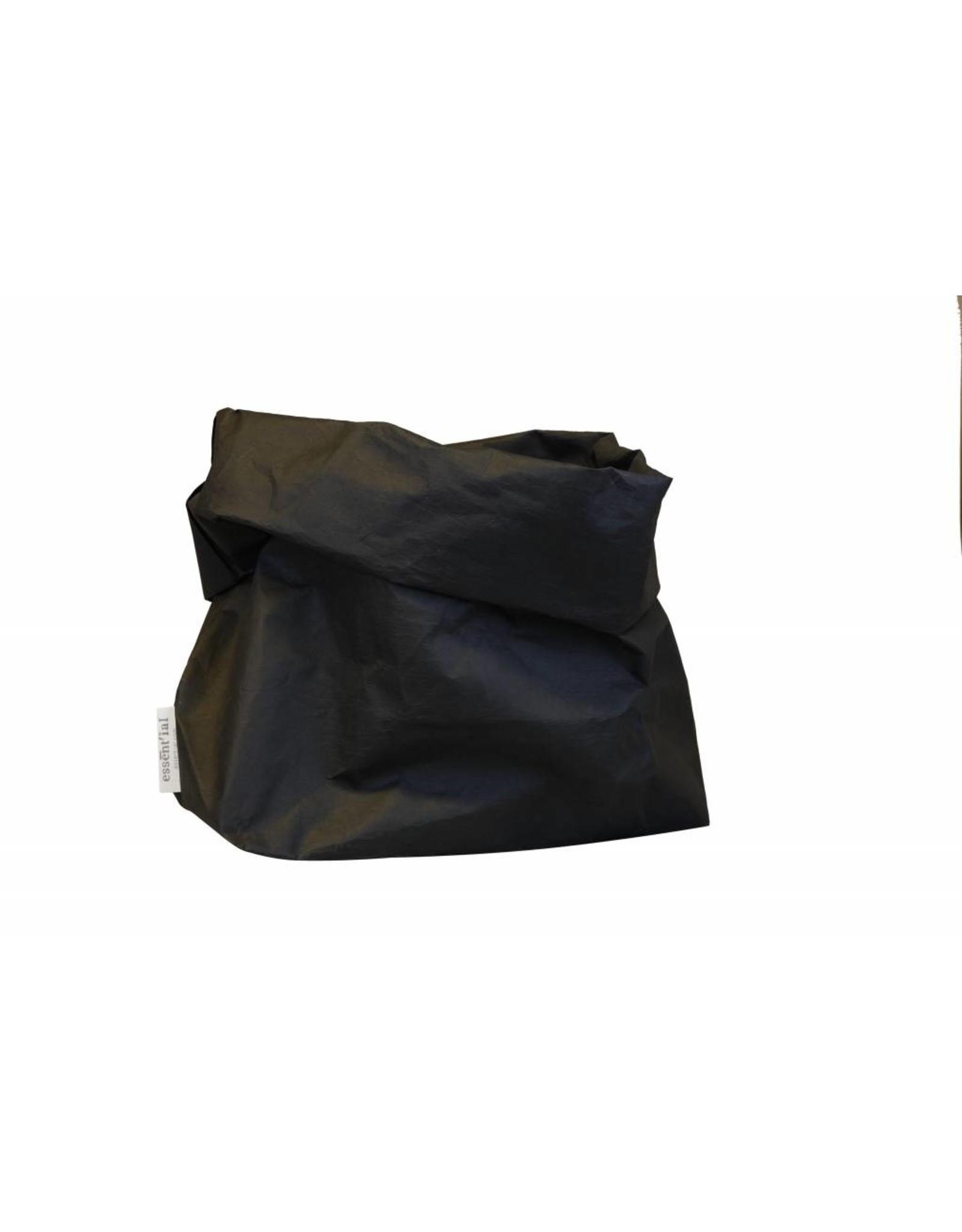 Kitchen Trend Opbergzak wasbaar XL zwart