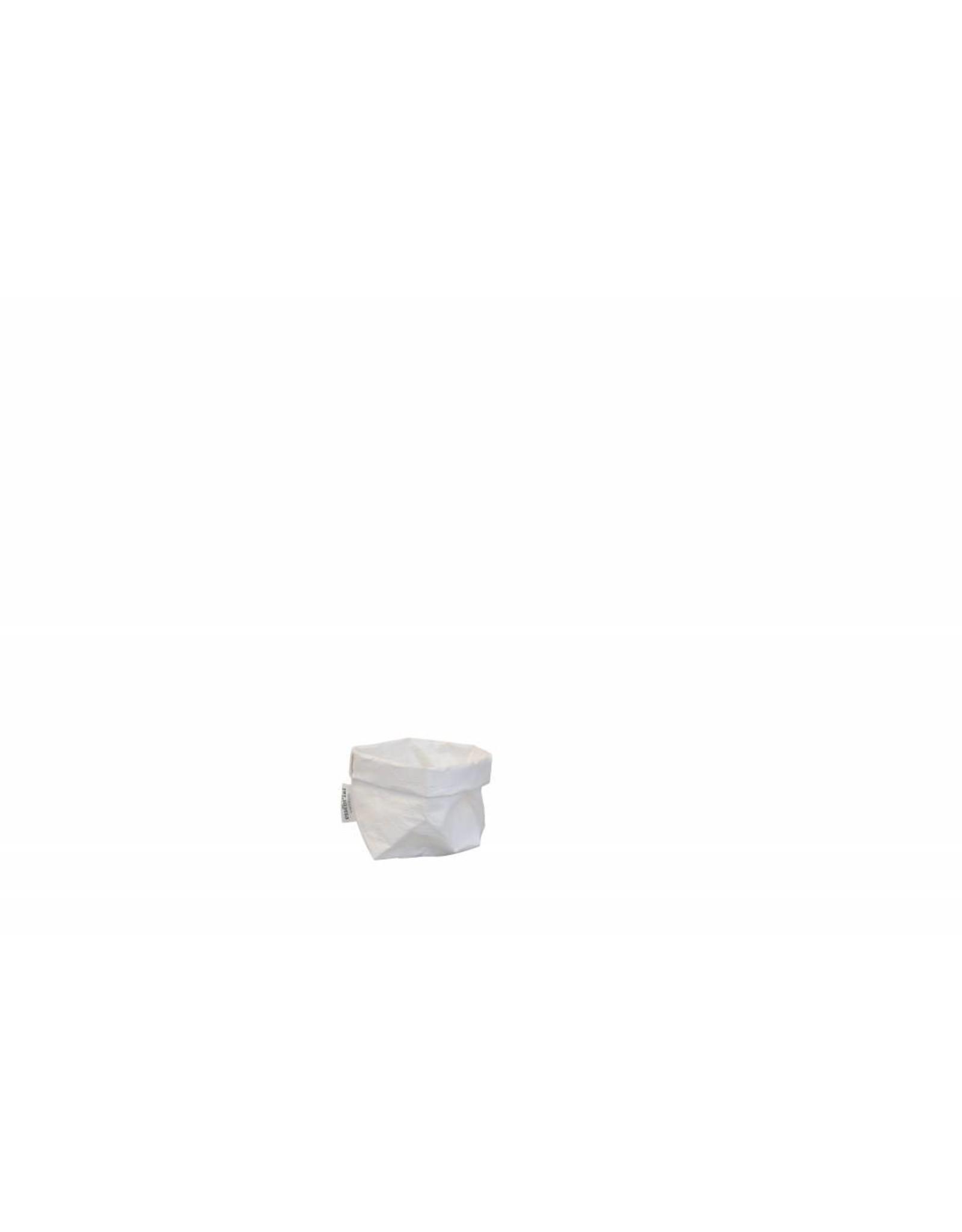 Kitchen Trend Opbergzak wasbaar klein wit