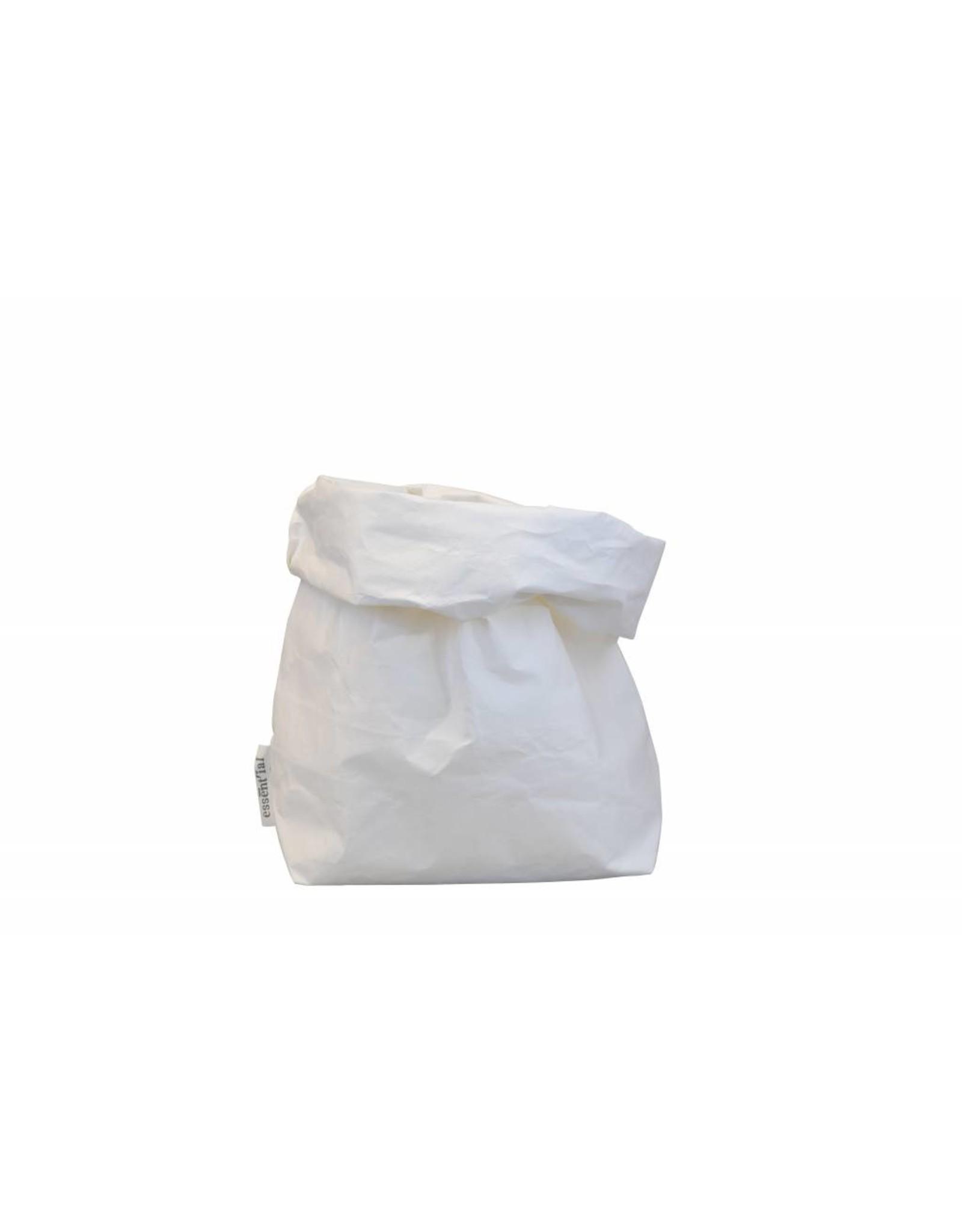 Kitchen Trend Opbergzak wasbaar groot    wit