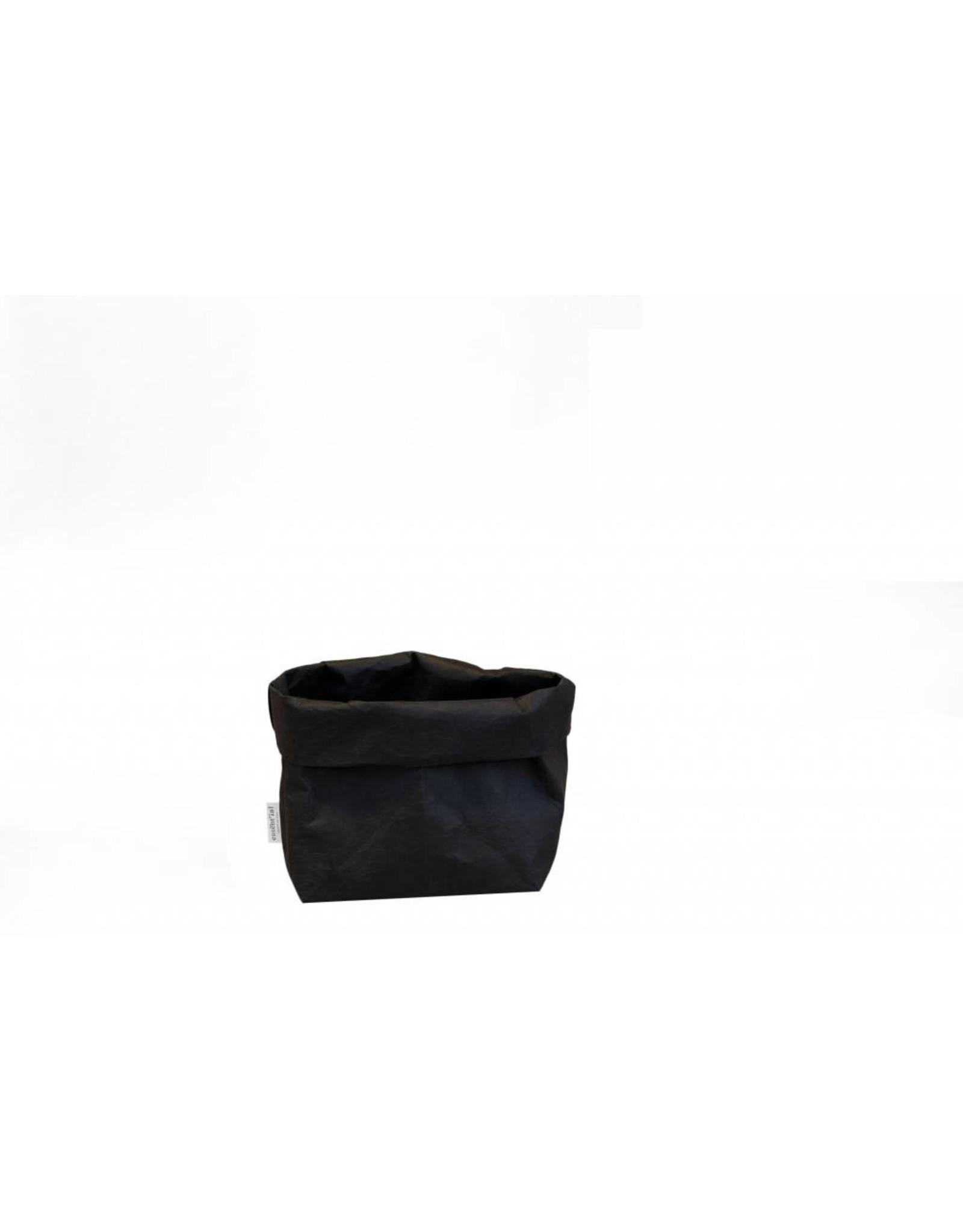 Kitchen Trend Opbergzak wasbaar medium zwart