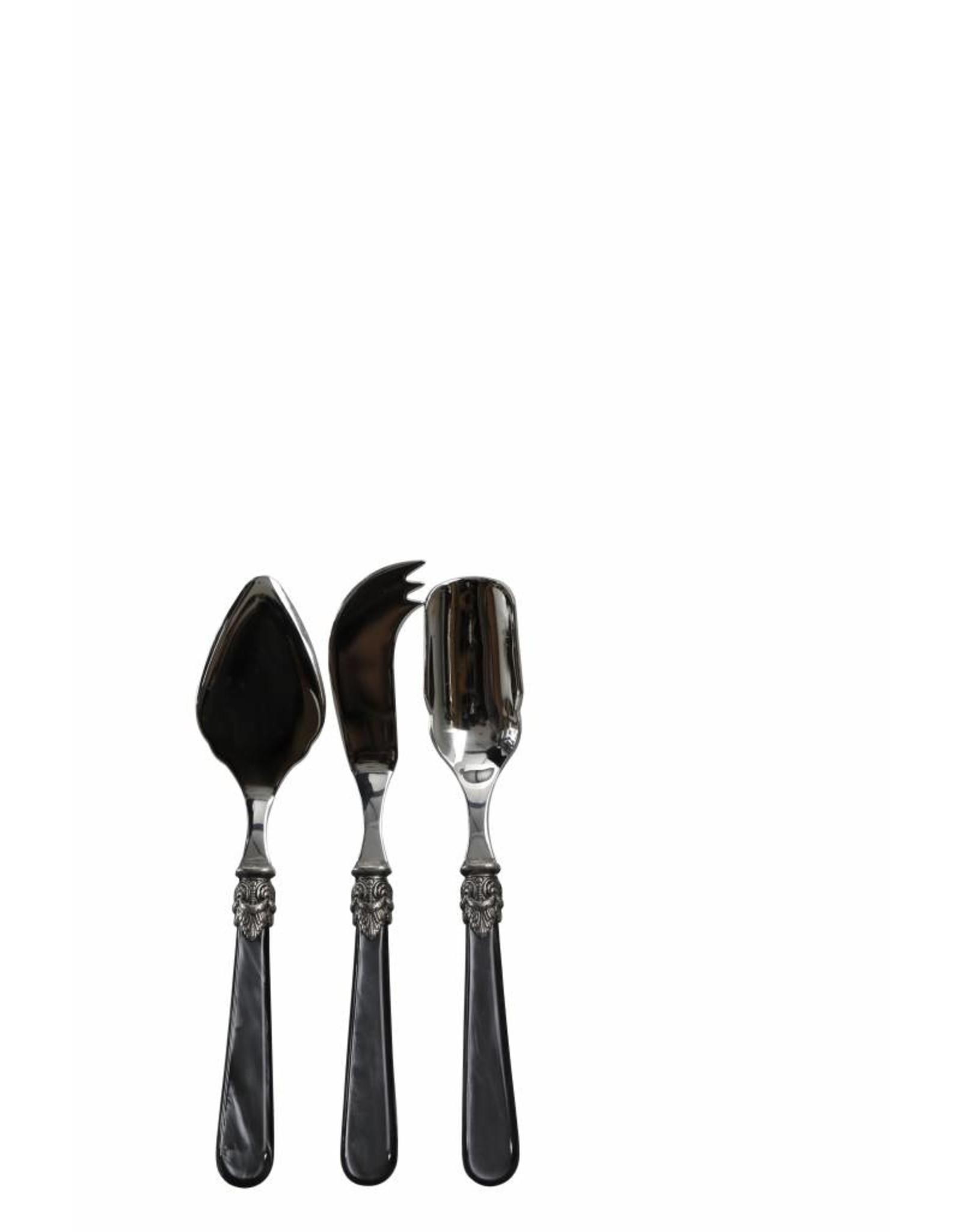 Kitchen Trend Kaasset Napoleon Zwart