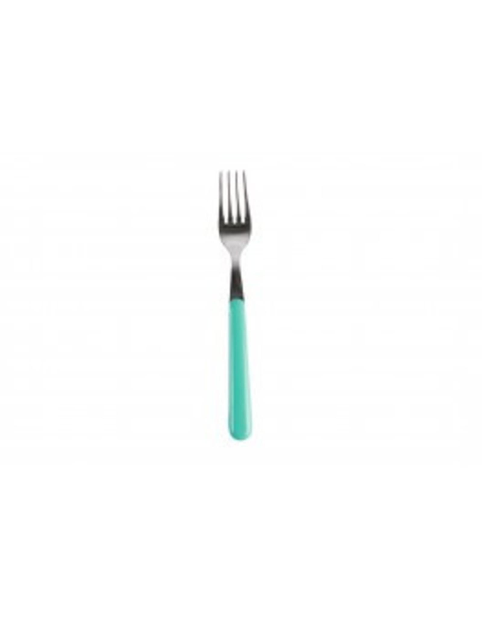 Kitchen Trend Dinervork Brio Turquoise