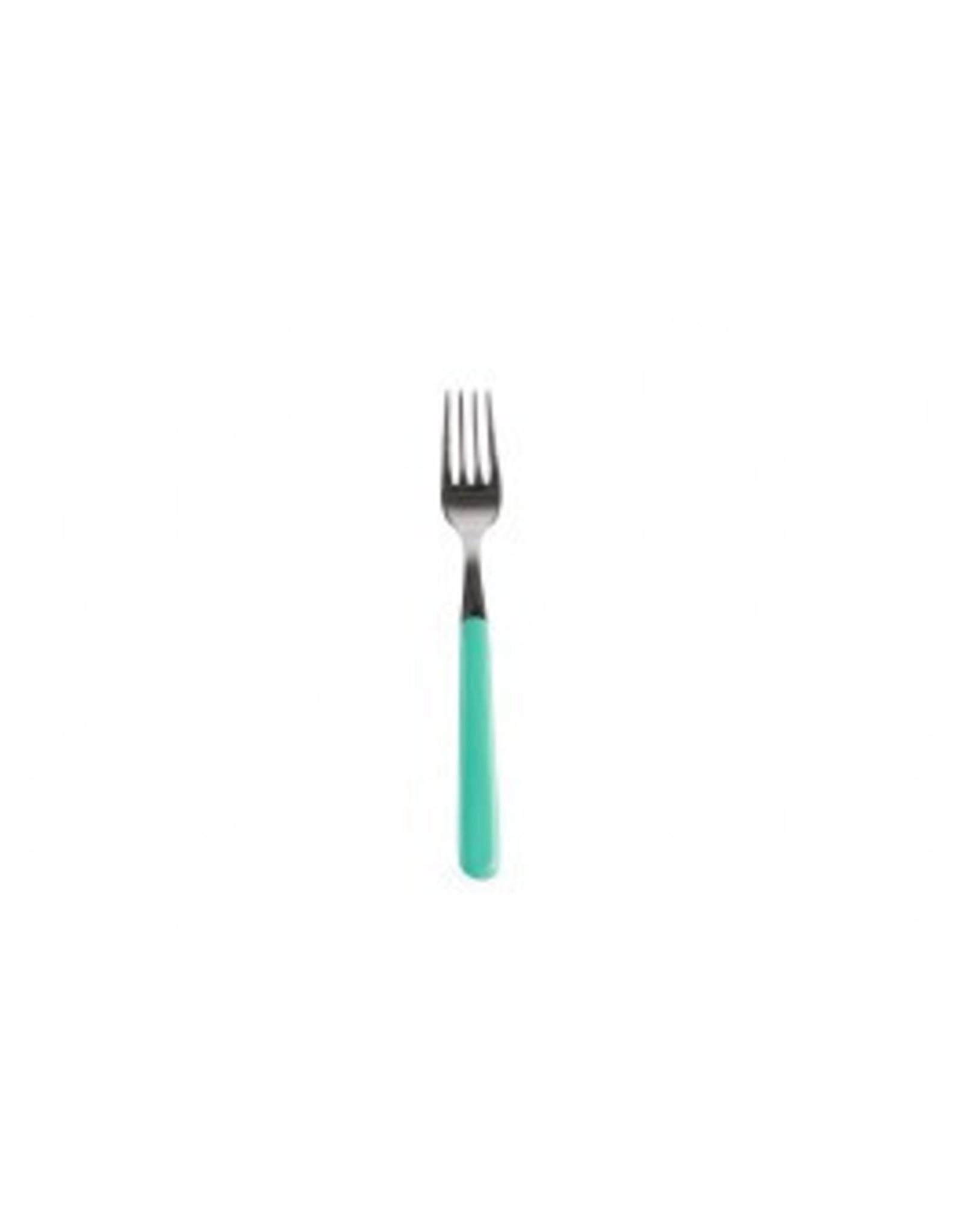 Kitchen Trend Ontbijtvork Brio Turquoise